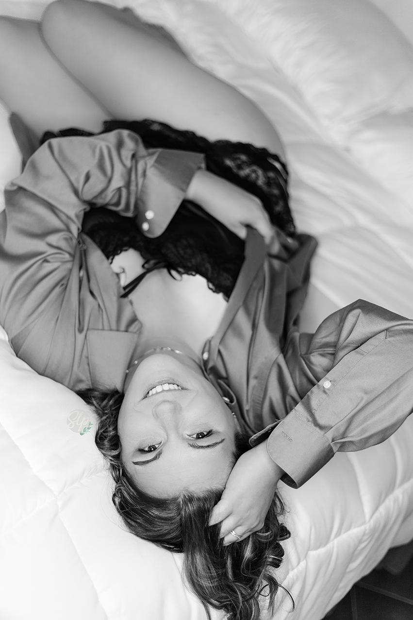 NY boudoir photography