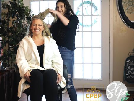 Boudoir Hair & Makeup | Ogdensburg Photography Studio