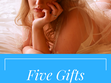 5 Gifts to WOW Your Groom | Ogdensburg, NY Boudoir Photography