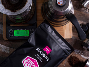 SEASONS... Our Social Impact Coffee! (30% OFF)