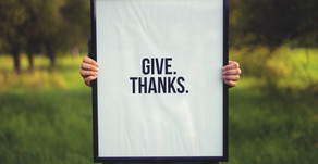Give Thanks Always and For Everything
