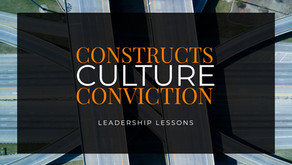 """Leadership Lessons from """"Designed to Lead"""" part 2"""