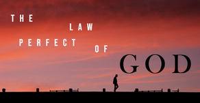 The Perfect Law of God