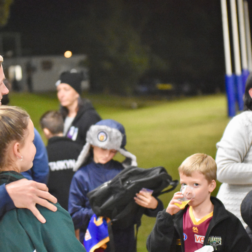 Brisbane Lions visit Pirates 2019 Zorko