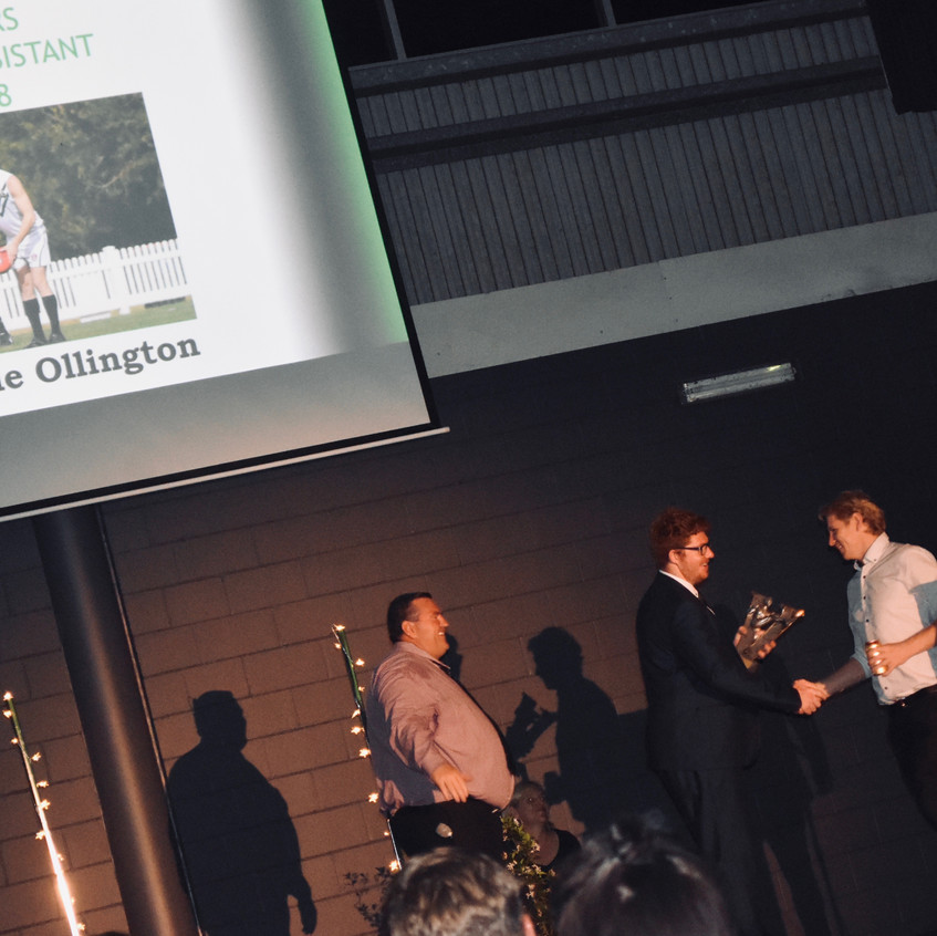 Seniors Presentation Awards - 37