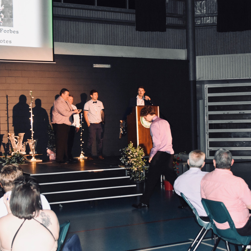 Seniors Presentation Awards - 25