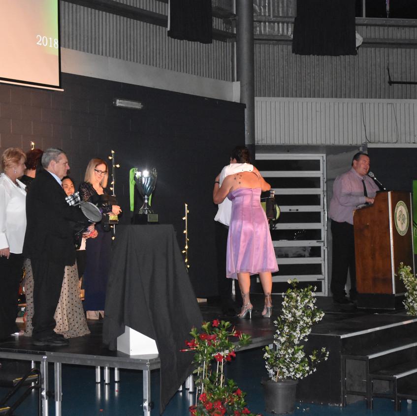 Seniors Presentation Awards - 2