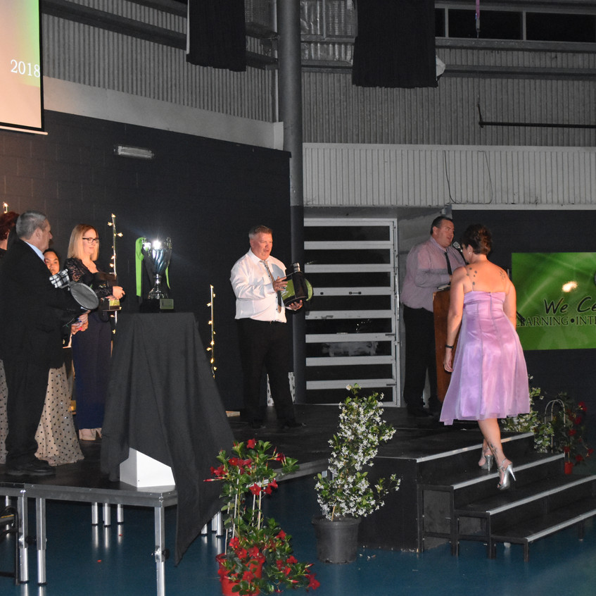 Seniors Presentation Awards - 1
