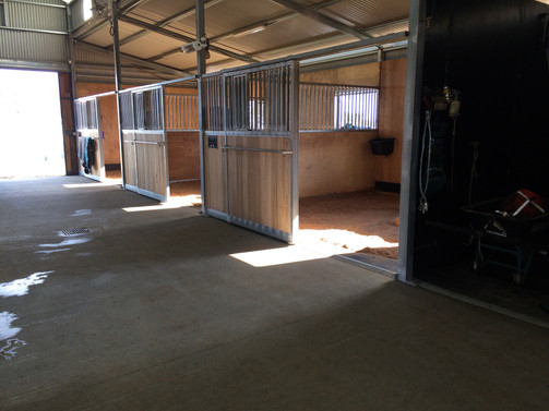 Stables SSA