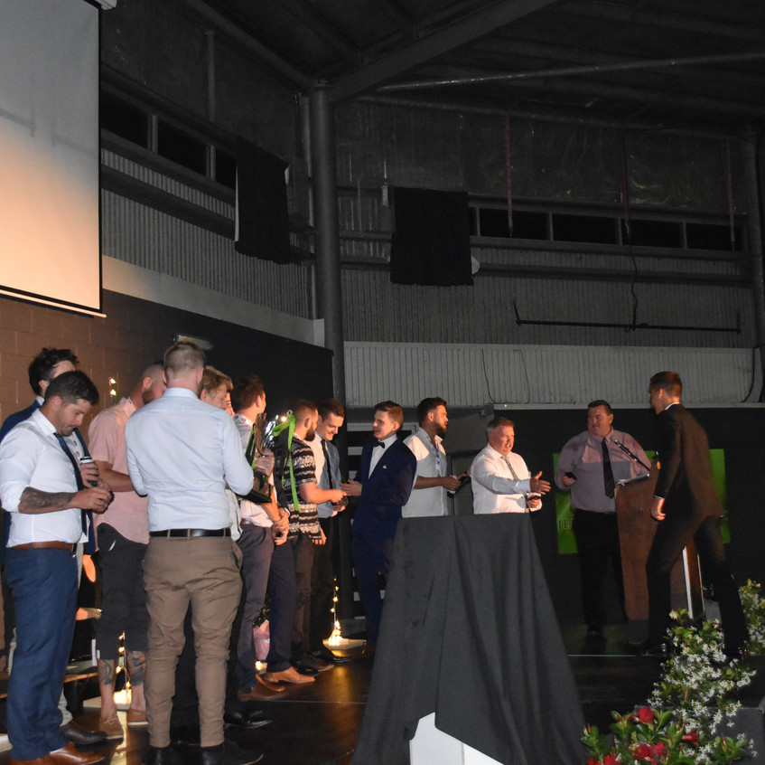 Seniors Presentation Awards - 46