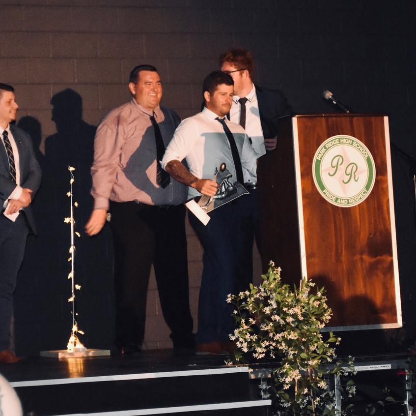 Seniors Presentation Awards - 40