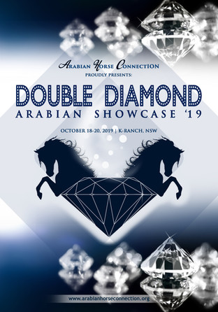 Arabian Horse Connection Double Diamond