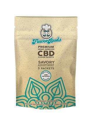 Savory Flavor Buds