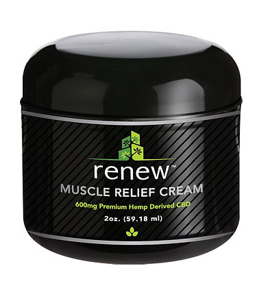 Muscle Relief Cream