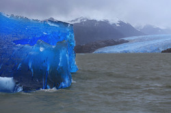 Gray Glacier - CHILE