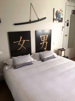 Asian Bedroom Santa Lucia Hotel