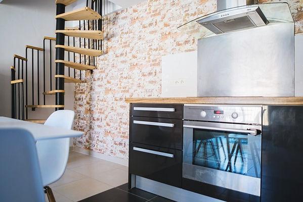 Rénovation cuisine Fréjus Saint Raphaël