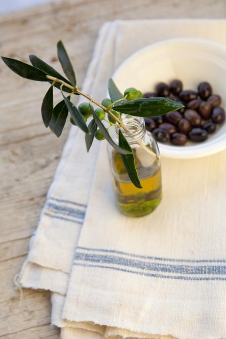 Nos huiles d'olives