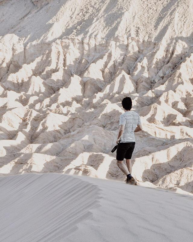 desert de sel
