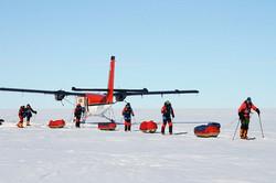 Ski South Pole B 1 by Rob SmithALE