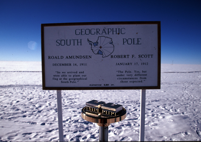 South Pole B 3 by Marco Cayuso