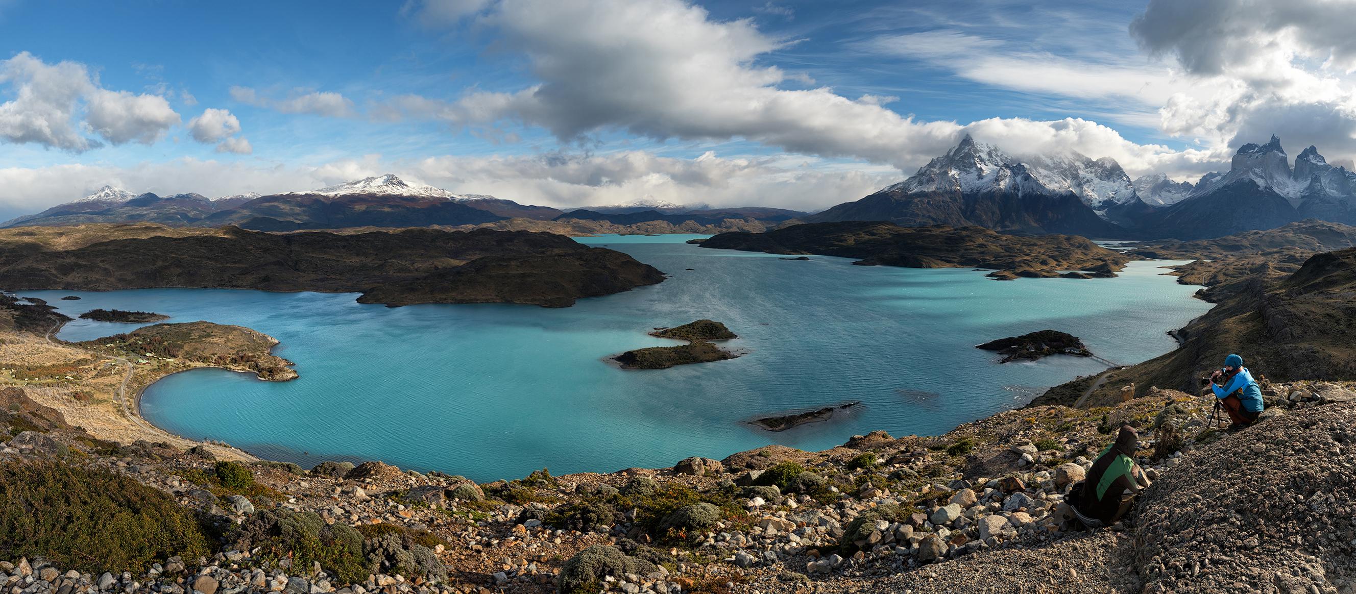 Lake Pehoe - CHILE