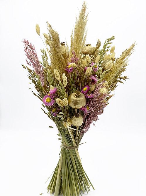 Bouquet Armoire de Soso fleurs séchées Taille M