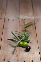 Nos olives vertes & noires