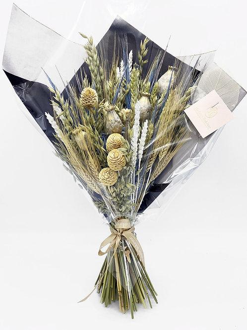 Bouquet Pimprenelle fleurs séchées tailleM