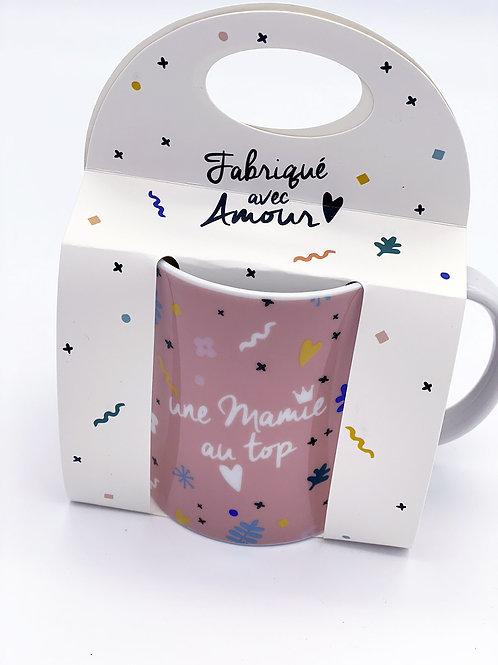 Mug Mamie au Top
