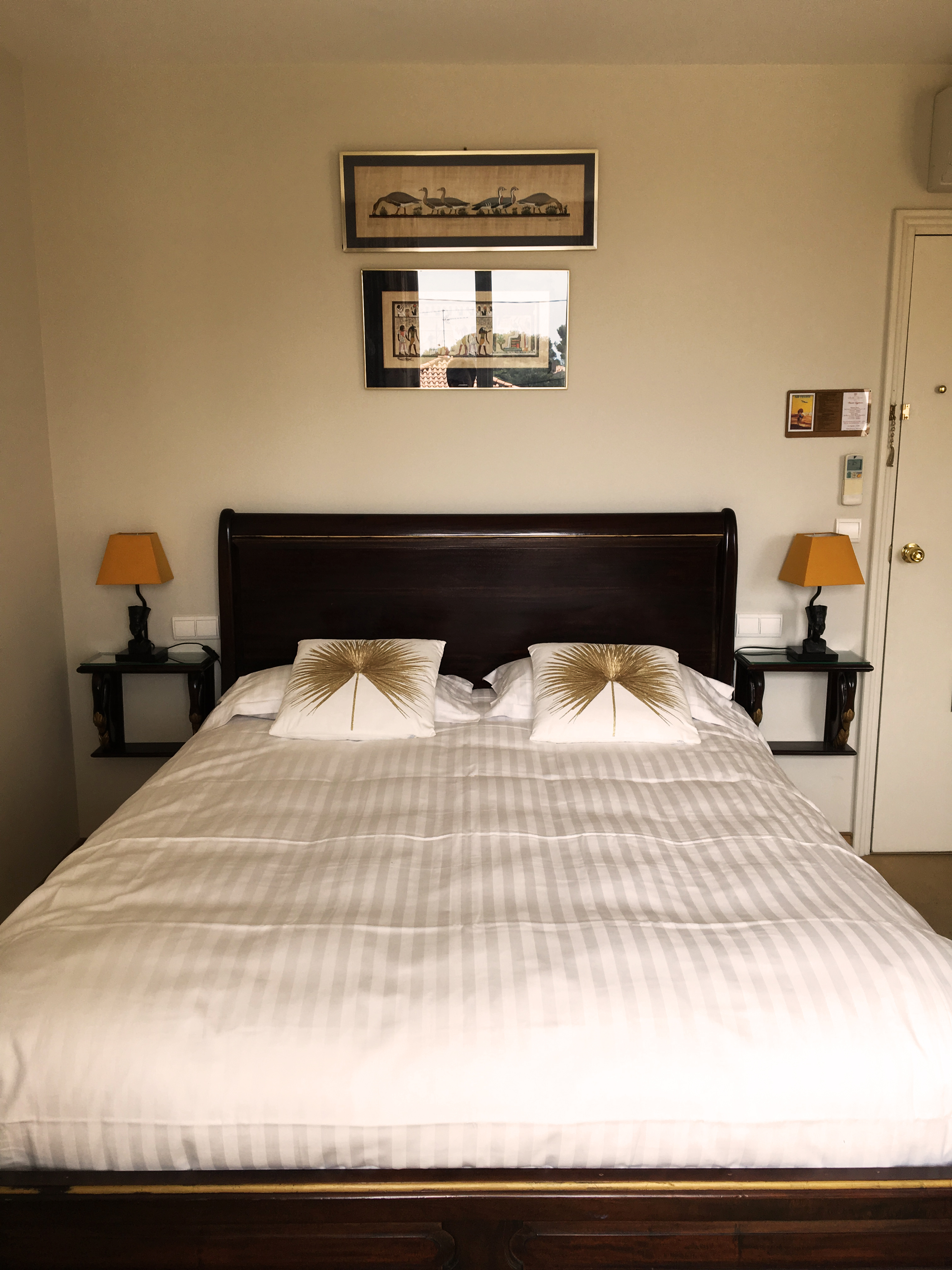 2 people Bedroom Santa Lucia Hotel