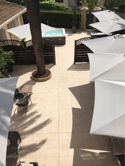 Terrace Santa Lucia Hotel