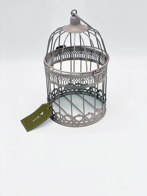 Cage à Oiseau Lucea Rose
