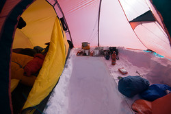 Ski South Pole B 4 by Dylan TaylorALE