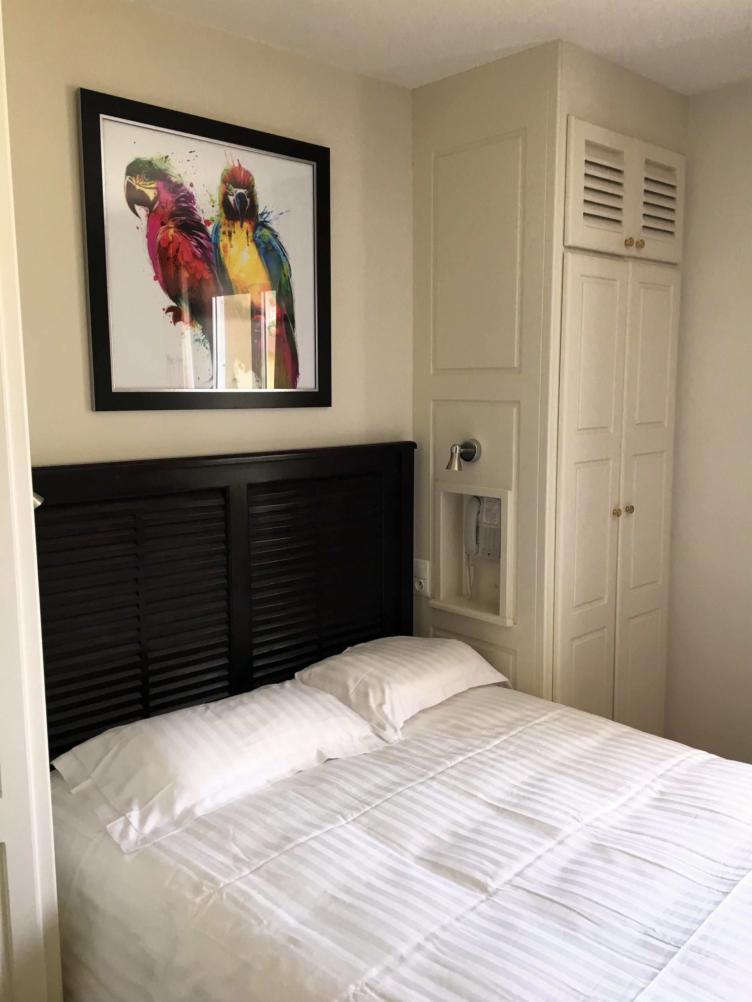 Exotic Bedroom Santa Lucia Hotel