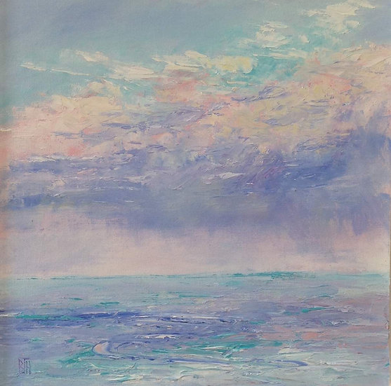 SEA, SKY AND LIGHT