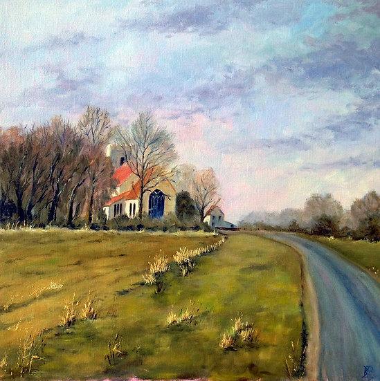 Country Church Wicken
