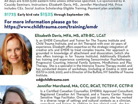 EMDR Training - Online!
