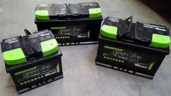 Greenline accu's