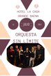 Concierto Banda Sin Límite, La Casa Grande Baena