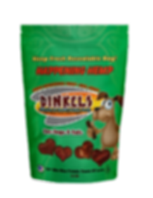private label dog hemp jerky treats