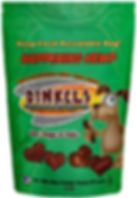 Private label dog probiotic treats