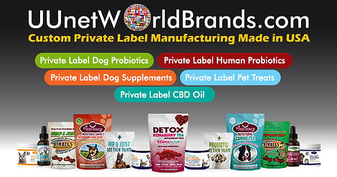 private label dog supplements| private label dog treats