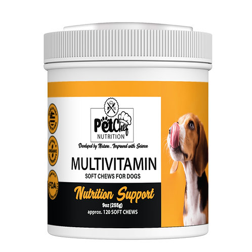 MultiVitamin MultiMineral Soft Chews