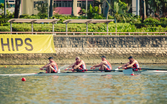 40th HONG KONG ROWING CHAMPIONSHIPS – ANOTHER GREAT PERFORMANCE BY TEAM ERC