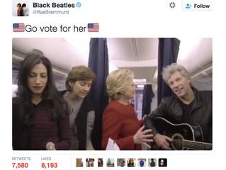 Votes Gone Viral