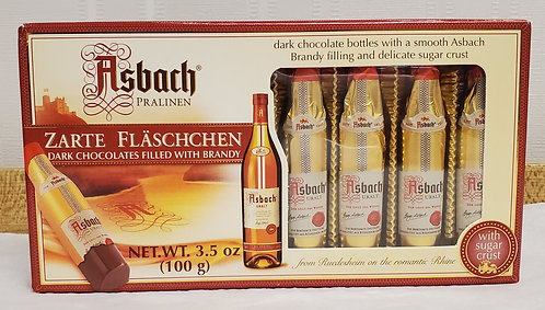 Asbach Brandy Bottles