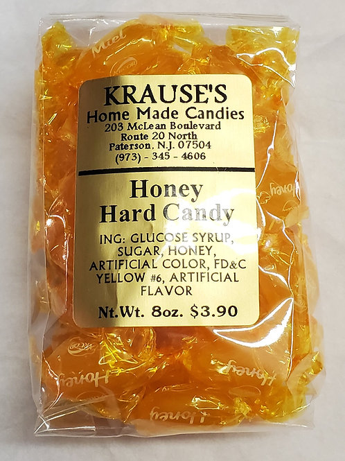 Honey Hard Candy