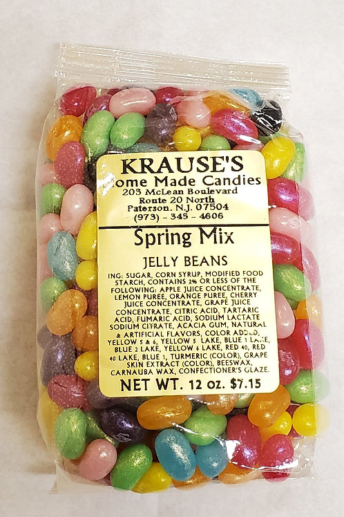 Spring Mix Jelly Beans