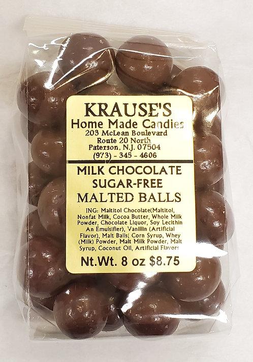 Sugar Free Milk Chocolate Malted Balls